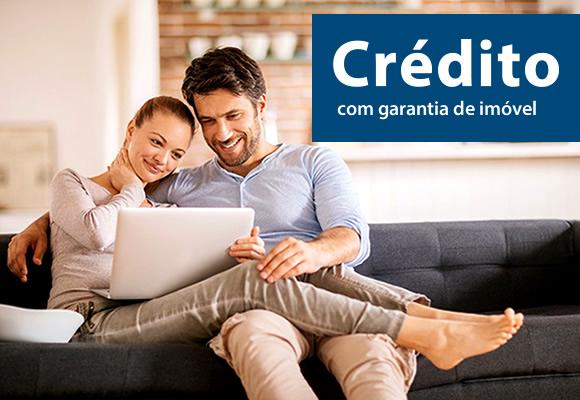 Crédito com garantia de imóvel (CGI)
